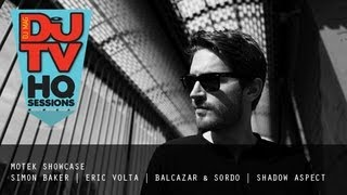 Motek Feat. Simon Baker house and techno set from DJ Mag HQ