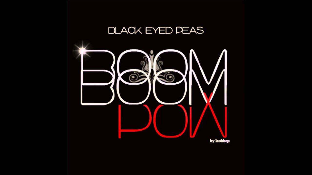 BLACK EYED PEAS  Boom Boom Pow HD  YouTube