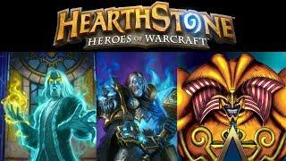 Hearthstone Secret and Exodia Paladin (70% Winrate)