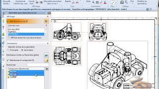 Gambar cover géométrie secondaire en NX11: Suppression