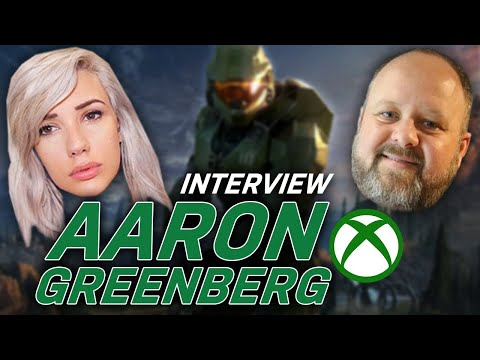 Interview With Aaron Greenberg of Xbox!
