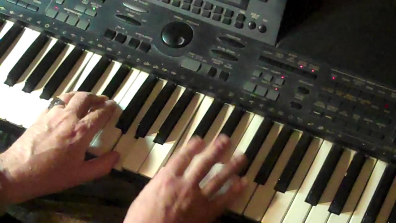 Formulas for all keyboard chords and how to use them