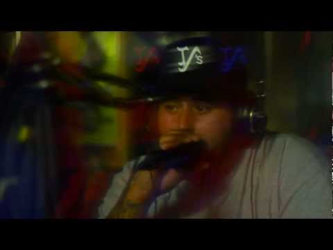 So fresh so hip-hop @ RCV radio, midnight marauders show 2012 (France)
