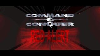 Command & Conquer: Red Alert gameplay (PC Game, 1996)