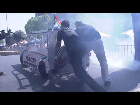 REDBULL BOX CART 2018 SOUTH AFRICA - WE LOST OUR BODY