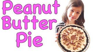 Easiest Peanut Butter Pie Recipe