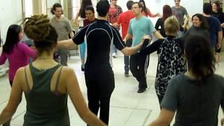 Workshop de Dança Irlandesa - DkIT Traditional Ensemble
