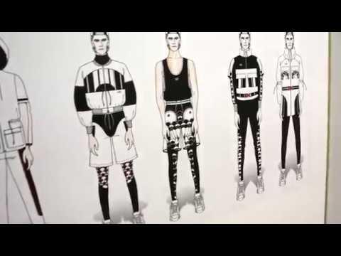 styliste designer mode sp cialisation homme esmod paris promo 2017 youtube. Black Bedroom Furniture Sets. Home Design Ideas