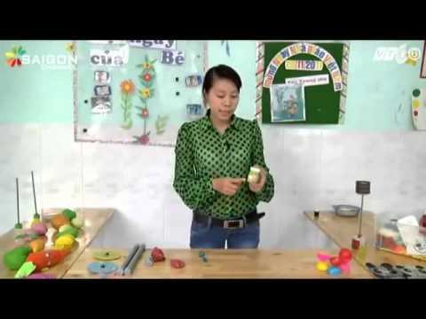 BeYeu.com - Hướng dẫn làm đồ chơi cho bé tại nhà