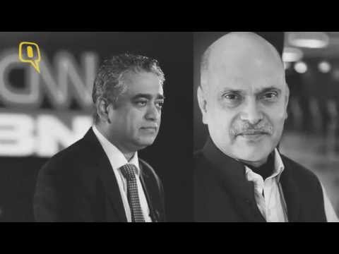 Rajdeep Sardesai Finally Speaks Out on CNN-IBN & Raghav Bahl