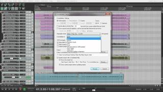 Tutorials For Reaper | Consolidate Export files | Prepare files for Mixing