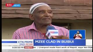 Mzee clad in buibui to hide from colonisers