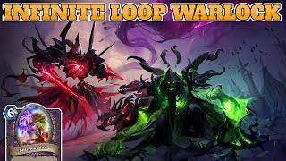 Infinite Loop Control Warlock | Rastakhan's Rumble | Hearthstone Guide How To Play