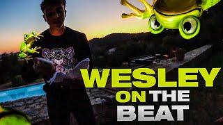 Inoxtag- WESLEY FREESTYLE (les croutons en Corse) - freestyle rap music genre