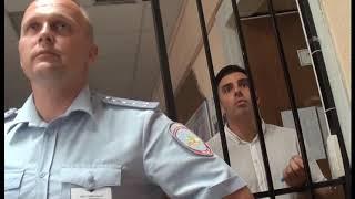Внутренний приказ выше конституции  Видеосъемка запрещена . Отдел полиции № 1  г.Таганрог