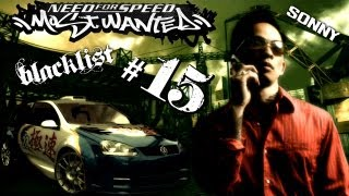 NFS Most Wanted [XB360] - Stage 1 - Sonny (BL #15)
