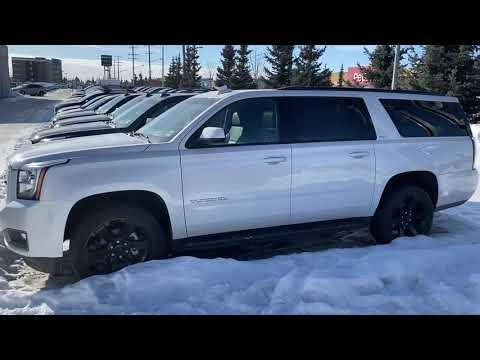 2019 GMC Yukon XL SLT Review