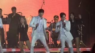 20170211 신화 SHINHWA 부산콘서트 오렌지 에릭 랩부분