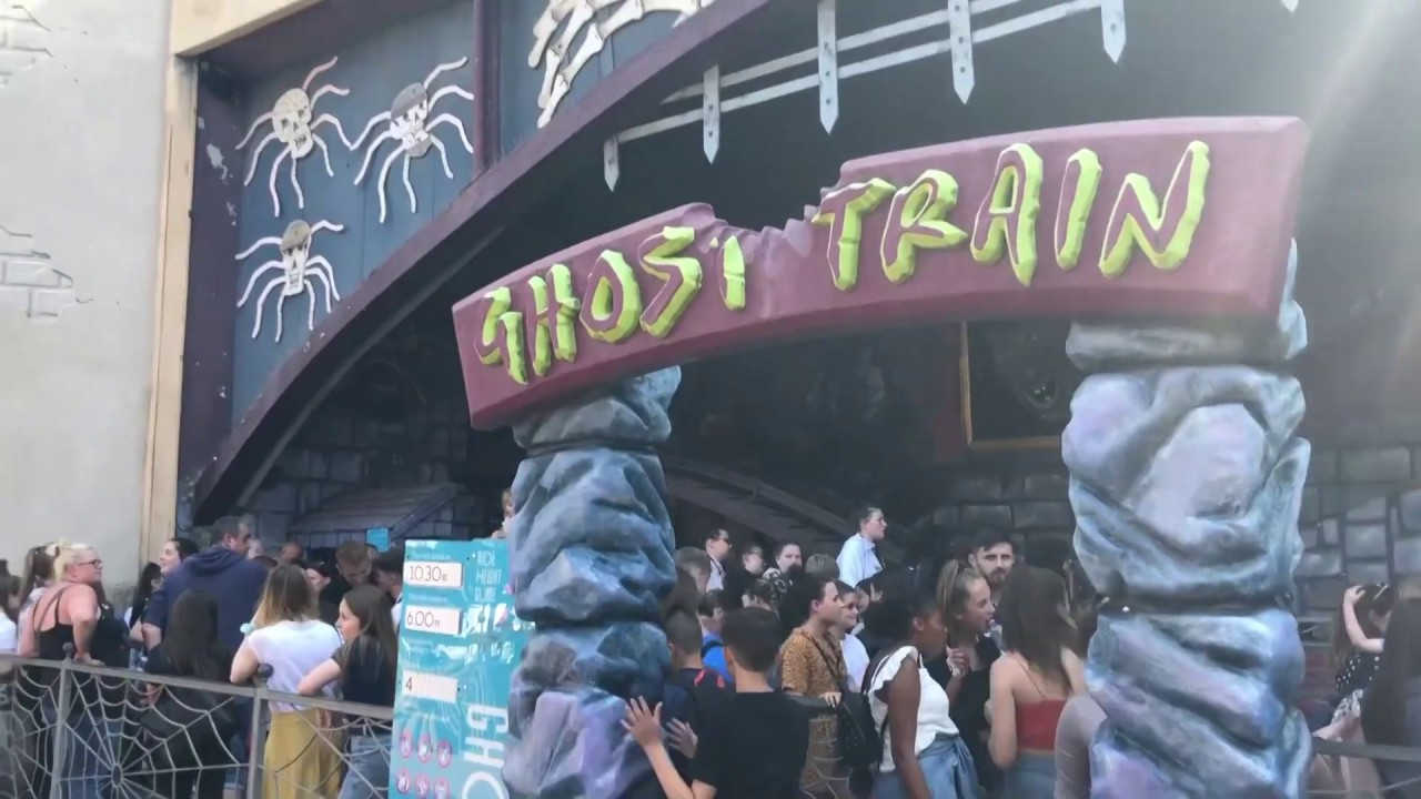 a Ghost TrAiN, With