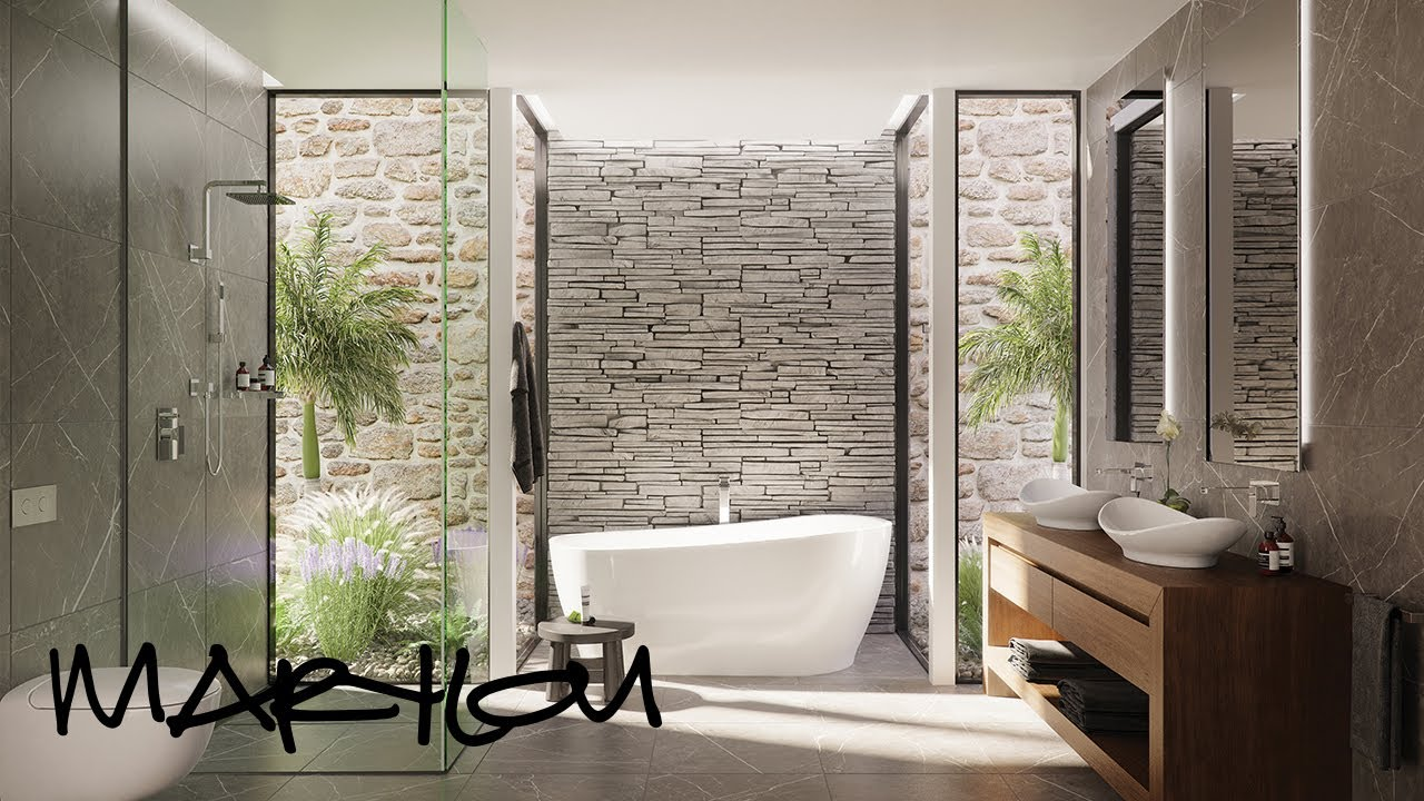 2017 Bathroom Design Trends With Marylou Paino Resort Style