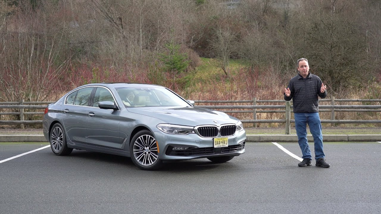 2018 Bmw 530e Iperformance Xdrive Phev Reviewed