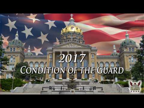 2017 Condition of the Guard