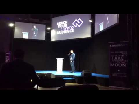 PMA Crypto Audience at the conference Moontec Tallinn