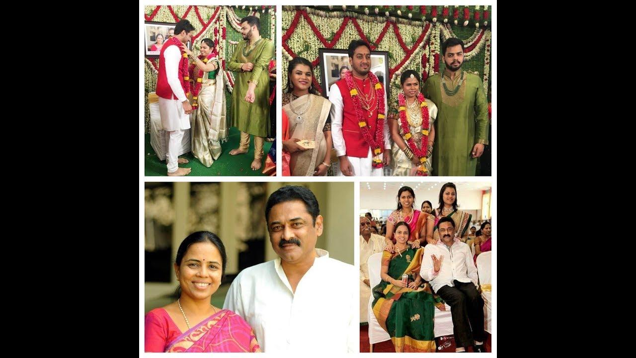 AP Minister Bhuma Akhila Priya Reddy got Engaged to Bhargav