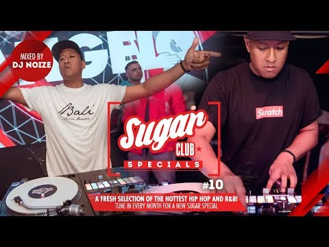 Sugar Specials #10 | A fresh selection of the hottest Hip-Hop & R&B, by DJ Noize | October 2019 mix