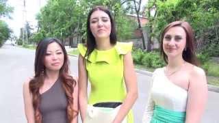 20.06.2015г. Дима и Настя РОЛИК (г. Хабаровск)