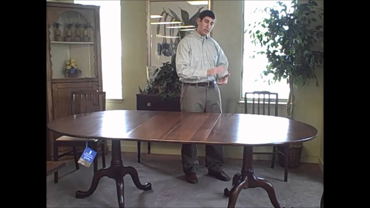 Henkel Harris Dining Table Henkel Harris Dining Table Deal Of The Week 12 2 11 Youtube