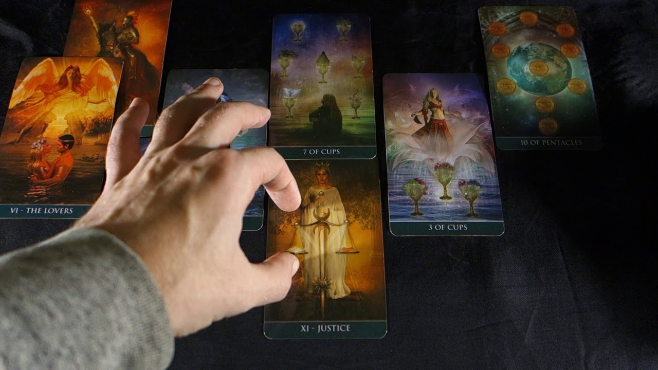 gemini love january tarot