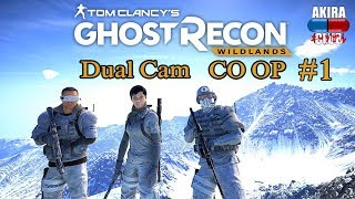 "Tom Clancy's Ghost Recon: Wildlands ""Dual Cam CO OP"" #1With Kaneda, Tetsuo & special guest Storm"