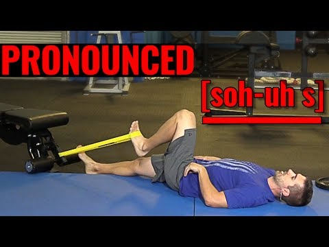 Psoas Muscle Release Techniques & Stretching Exercises - YouTube