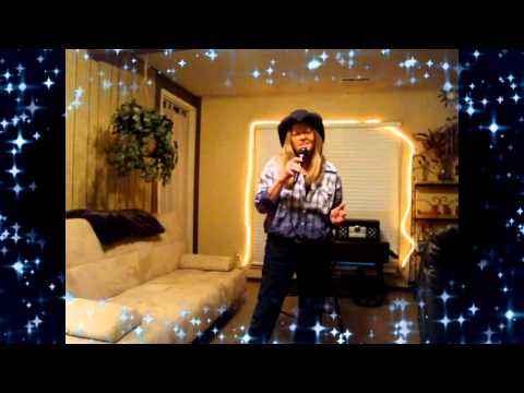 """'CRAZY"""" KARAOKE sung by Trish (HD Available)"""
