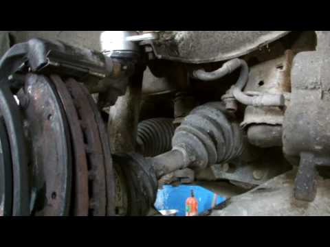 top ball joint replacment on a 4X4 isuzu