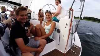 Mazury Żagle 2015 / Masurian Lake District Sailing 2015