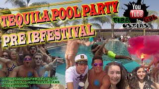 TEQUILA POOL PARTY 2018