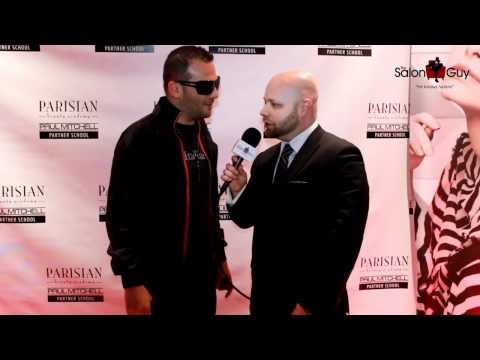 TheSalonGuy at Enchanted Realm Parisian Beauty Academy 2011 Fashion Show