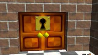 SM64 - All Black Rooms of Death