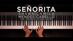 Shawn Mendes & Camila Cabello - Señorita   The Theorist Piano Cover