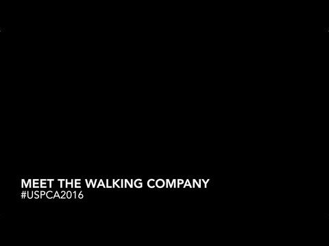 USPCA2016 Meet The Walking Company