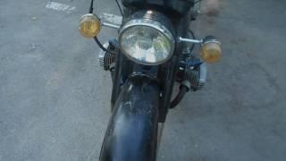 Обзор  мотоцикла днепр