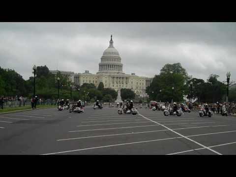 Philadelphia P.D. Motorcycle Drill Team