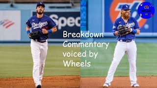 Dodgers 2nd Intrasquad Game of Summer Camp Highlights & Breakdown (7/8/20) | (Breakdown by Wheels)