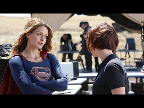 'Supergirl': Kara Is No Superman, So Get Him Out Of Her   y