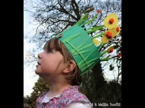 Creative Easter Bonnet Hat Ideas