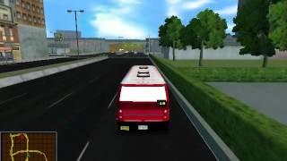 Игра ''Bus Driver''. Эпизод 26 из 30 /