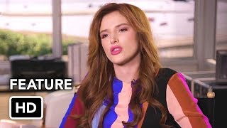 """Famous in Love Season 2 """"Who Will Paige Choose: Jake or Rainer?"""" Featurette (HD) Bella Thorne series"""
