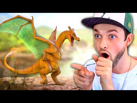 How Pokemon Would Look In REAL LIFE! (10 CRAZY DRAWINGS)!